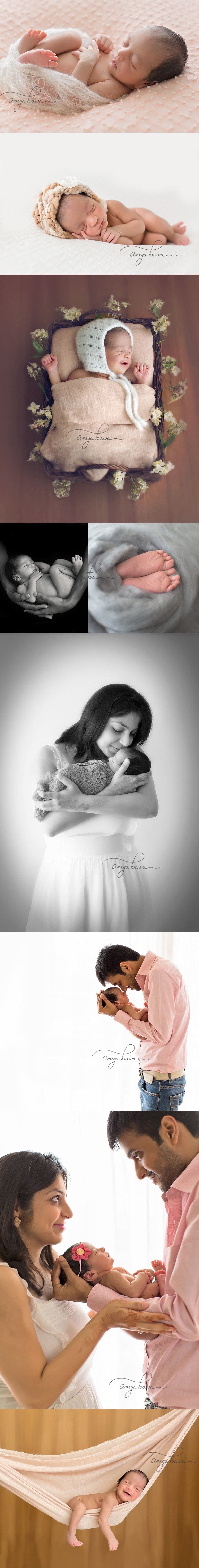 newborn photographer in india