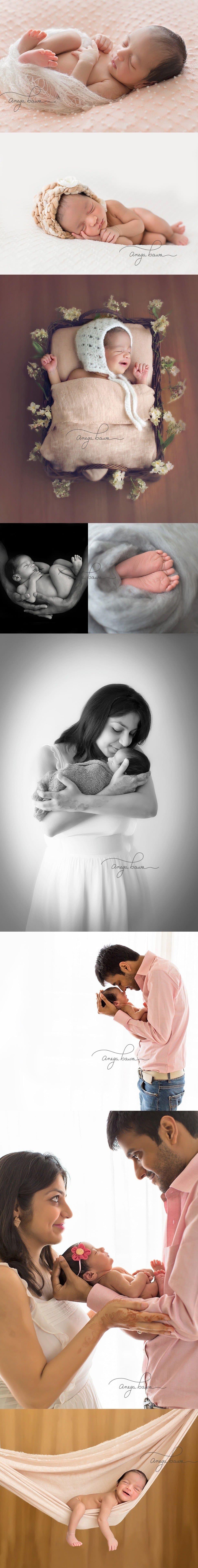 newborn photographer in india