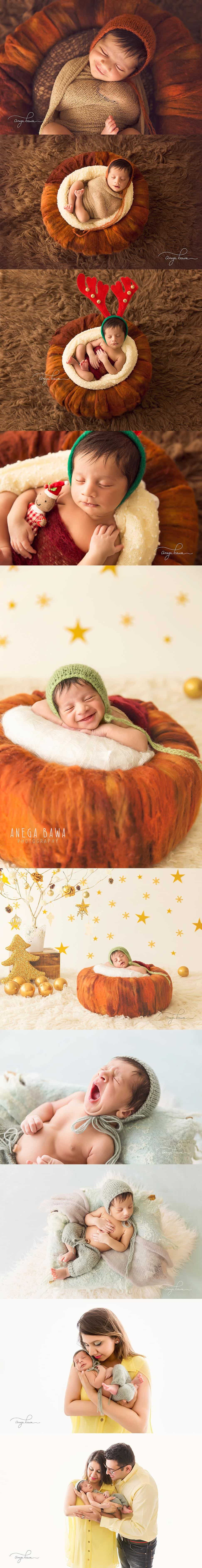 newborn infant photographs of 11 day old boy by best newborn photographer in delhi gurgaon noida anega bawa photography