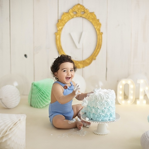 cake smash photography delhi first birthday photoshoot gurgaon packages pricing