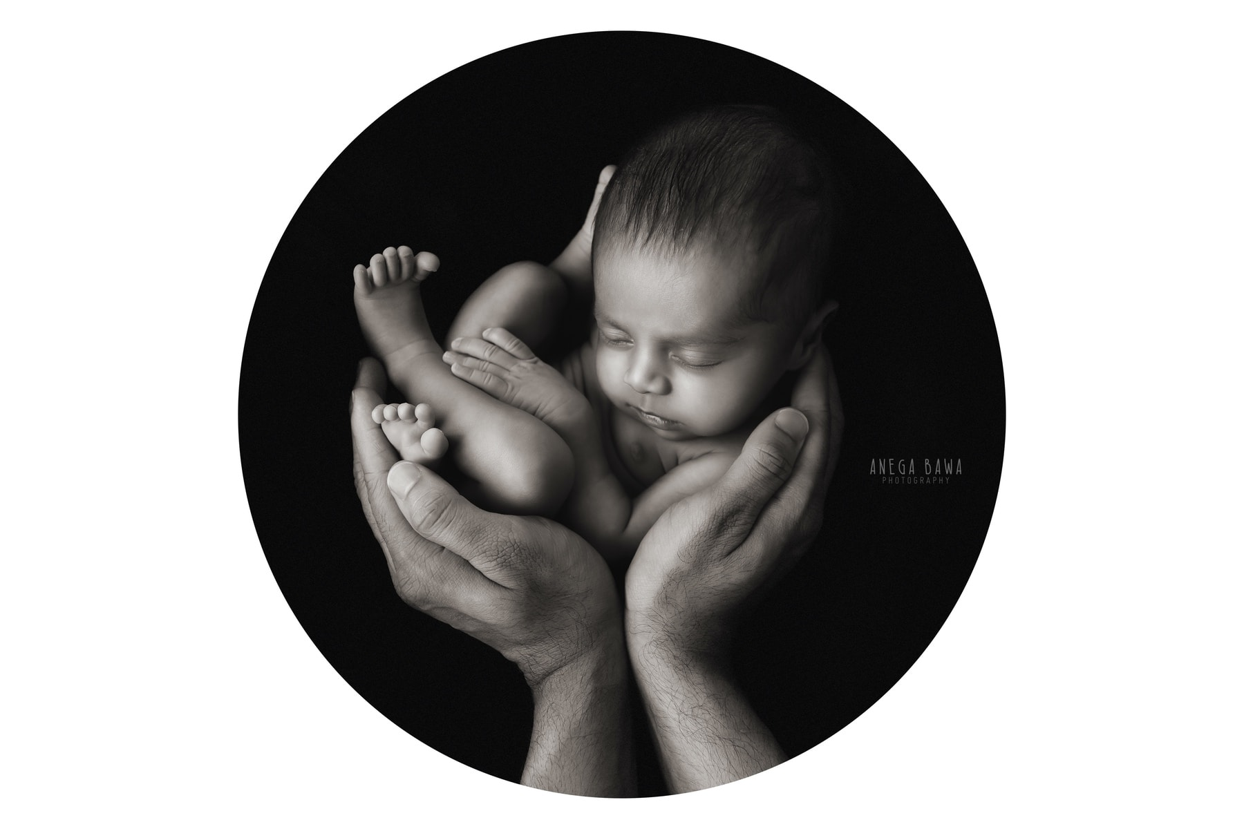 black white newborn photography delhi 10 days baby boy photoshoot gurgaon anega bawa