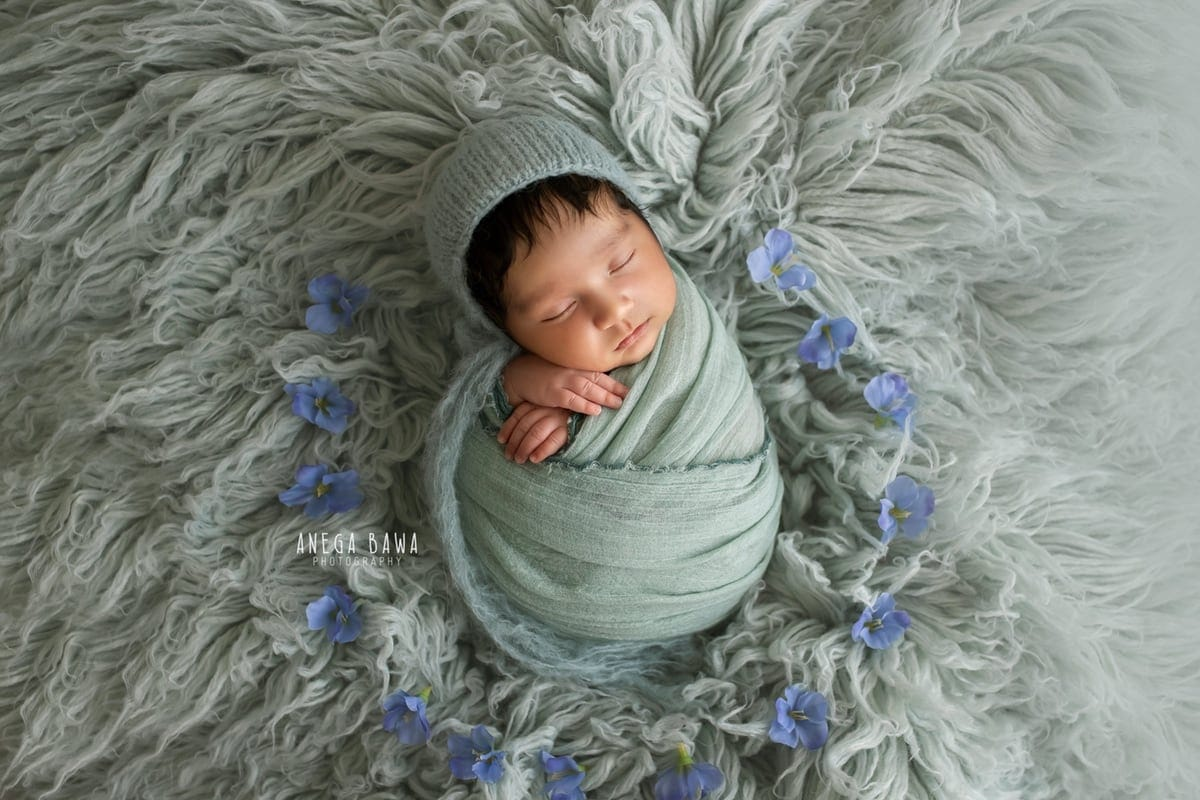 246202-blue-background-teal-wrap-newborn-photography-delhi-21-days-baby-photoshoot-gurgaon-anega-bawa