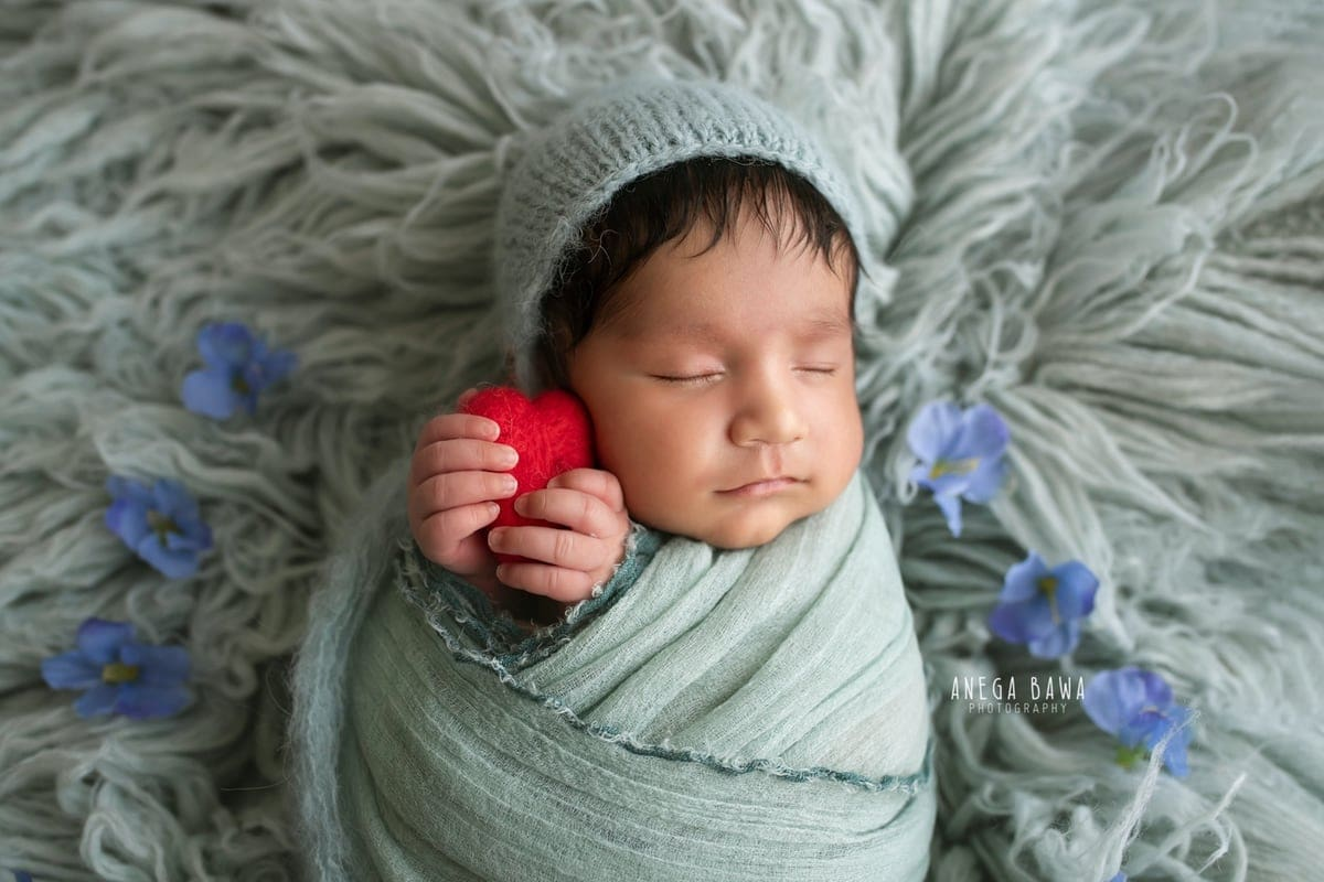 246203-blue-background-teal-wrap-newborn-photography-delhi-21-days-baby-photoshoot-gurgaon-anega-bawa